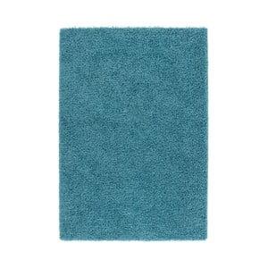 Modrý koberec Kayoom Simple, 140x200cm