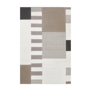 Ručně tkaný vlněný koberec Linie Design Graphic, 170x240cm