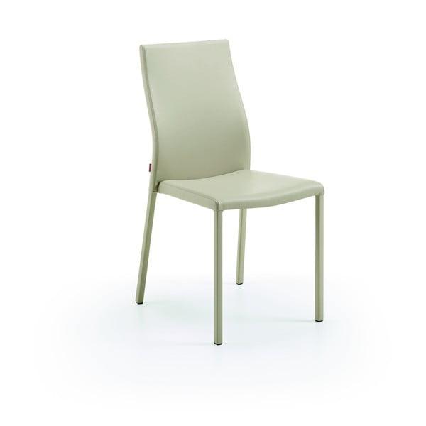 Židle Aura, perlová