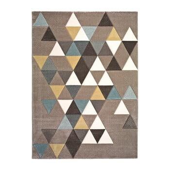 Covor potrivit pentru exterior Universal Triangles,200 x 290 cm de la Universal