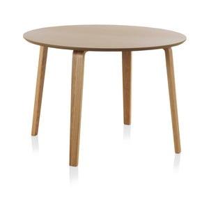Kulatý jídelní stůl Geese Natural, ⌀ 110 cm