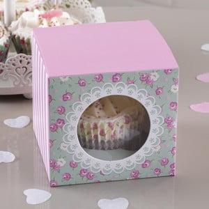 Set 5 cutii din hârtie pentru brioșe Neviti Frills and Spills