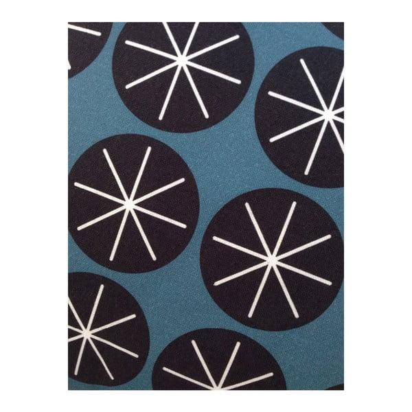 Povlak na polštář Stars Blue, 45x45 cm