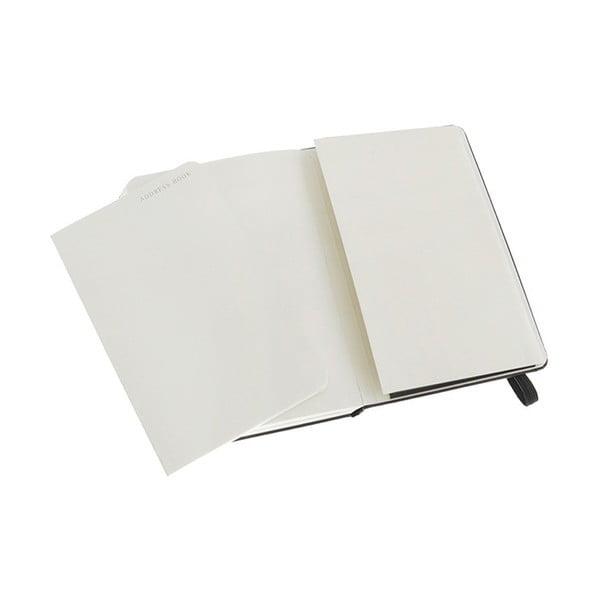 Týdenní diář Moleskine Weekly, 9x14 cm