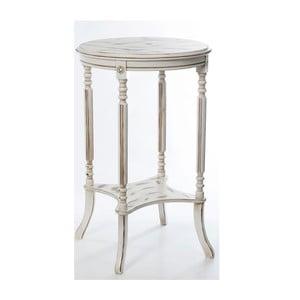 Odkládací stolek Legend Handmade, 47x47x73 cm