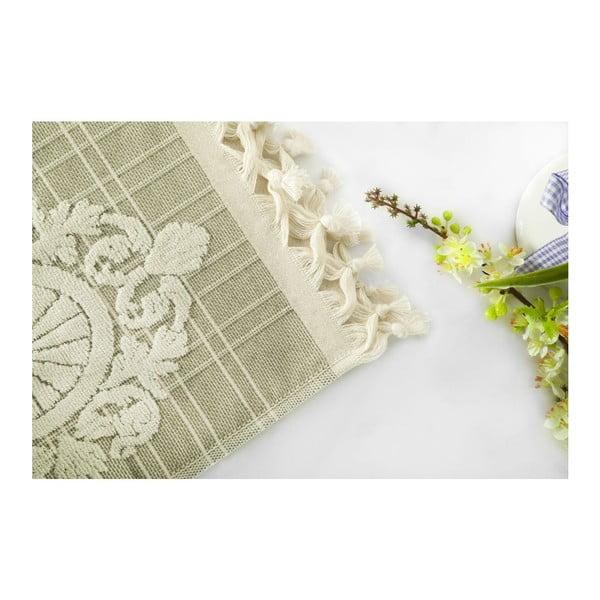 Sada 2ks ručníků Eftelya Green, 50x90 cm