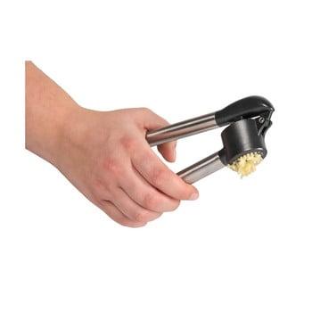 Presă pentru usturoi din oțel inoxidabil Cromargan® WMF, lungime 17 cm imagine