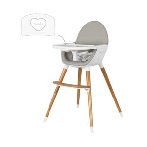 Dětská jídelní židlička Naf Naf Nuuk Heart