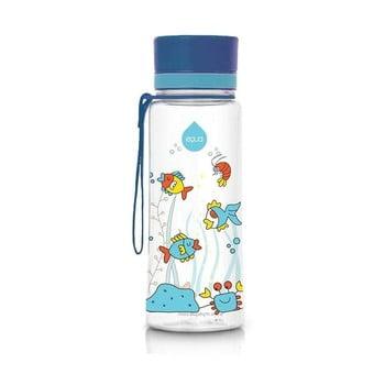 Sticlă Equa Equarium, 400 ml, albastru