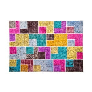 Vlněný koberec Allmode Box, 150x80 cm