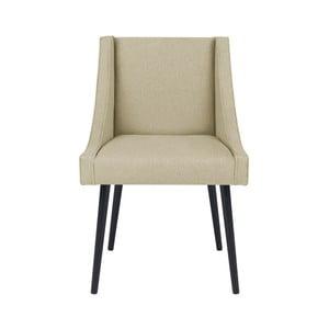 Béžová židle Micadoni Home Massimo