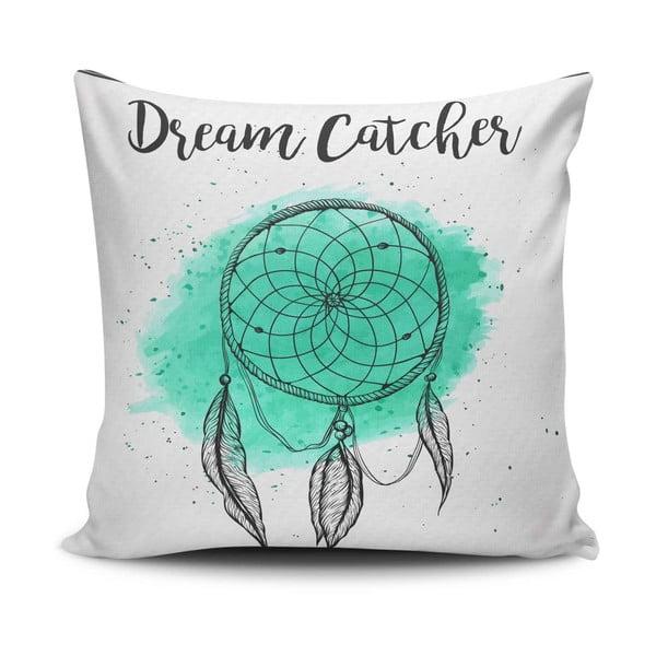 Povlak na polštář s příměsí bavlny Cushion Love Panho, 45 x 45 cm