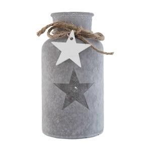 Dekorativní lahev Clayre & Eef Star