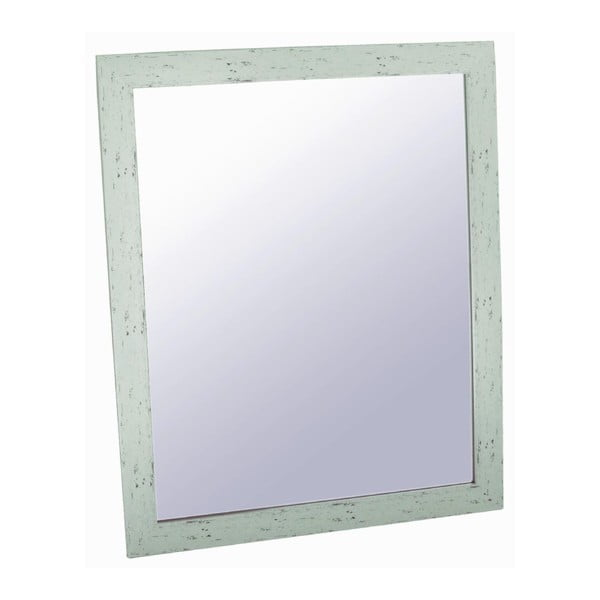 Zrcadlo Romantic  46x56 cm, mátový rám
