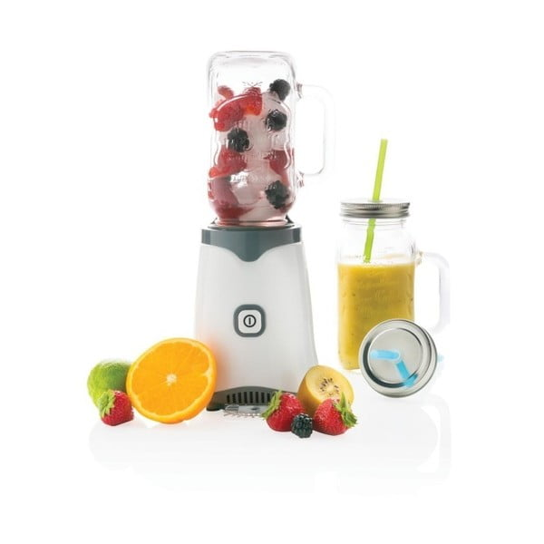Mixér na smoothie s dvomi pohármi XD Design Mix, 600 ml