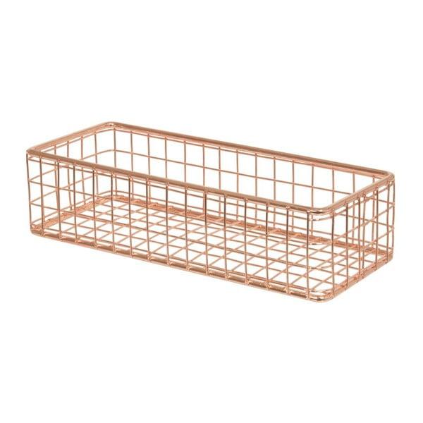 Sada 2 košíků Copper Raster