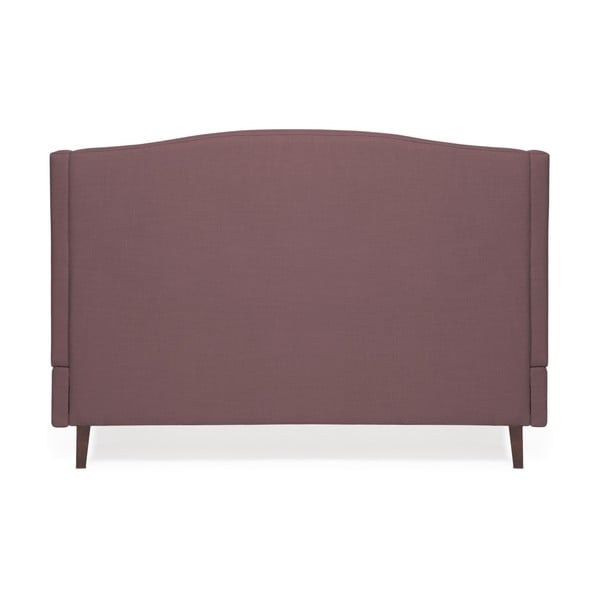 Fialová postel Vivonita Windsor Linen, 200x140cm