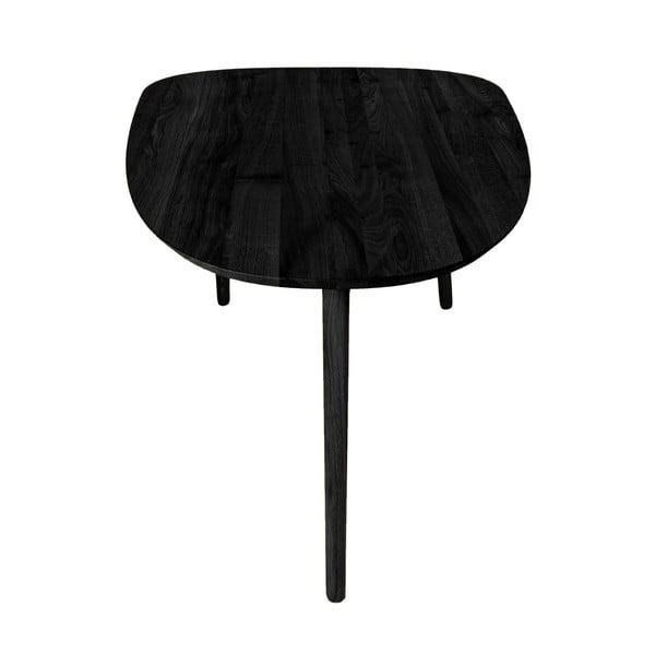 Odkládací stolek More Black