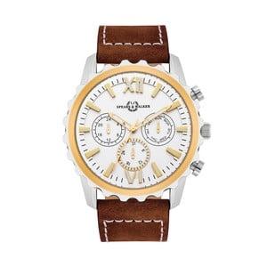 Pánské hodinky Grayson Brown Gold