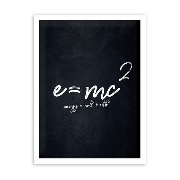 EMC2 kép, 30 x 40 cm - Styler