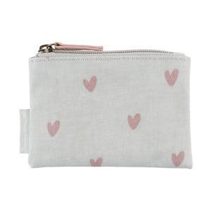 Bavlněná peněženka Sophie Allport Hearts