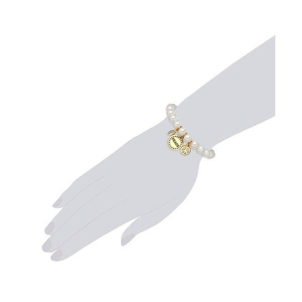 Perlový náramek Loi, perla 8 mm