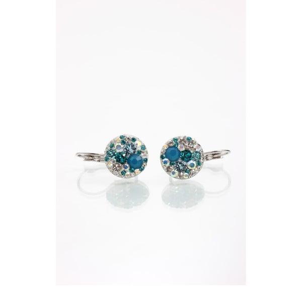 Náušnice s krystaly Swarovski Elements Laura Bruni Dona