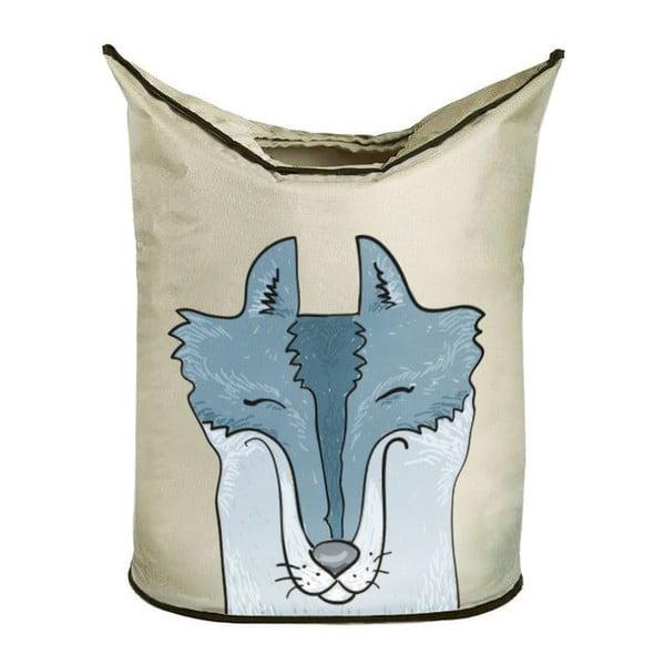Koš na prádlo Satisfied Wolf