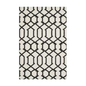 Vlněný ručně tkaný koberec Safavieh Margo, 152x243cm