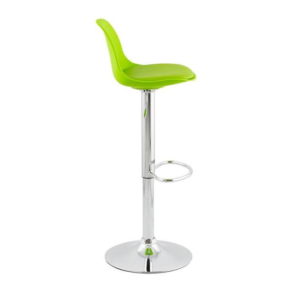 Zelená barová židle Kokoon Suki