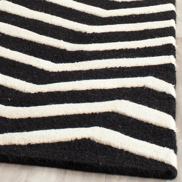 Vlněný koberec Edie, 182x274 cm