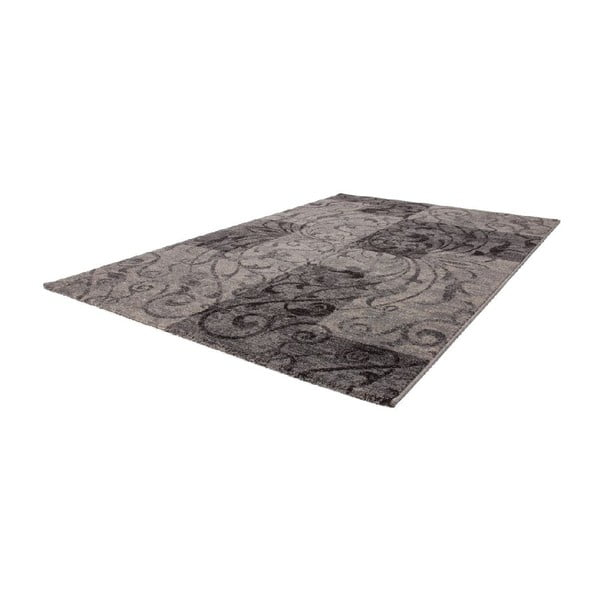Koberec Appia 160x230 cm, stříbrný