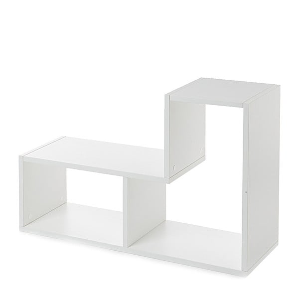 Bílá modulová police Tomasucci Tetris