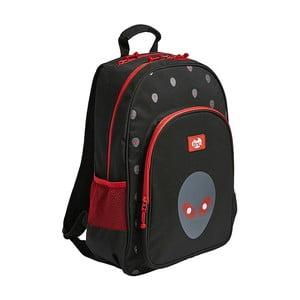 Černý školní batoh TINC Alien