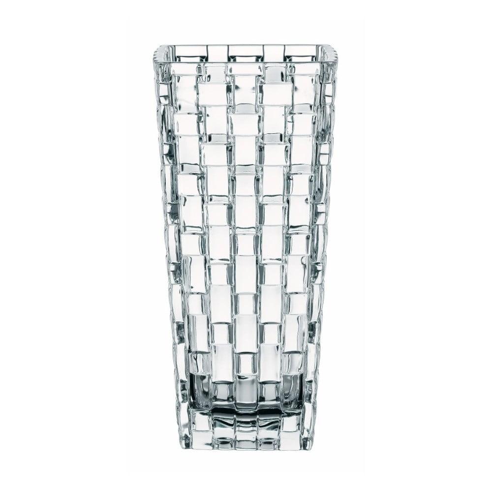 Váza z křišťálového skla Nachtmann Bossa Nova,výška22,3cm Nachtmann