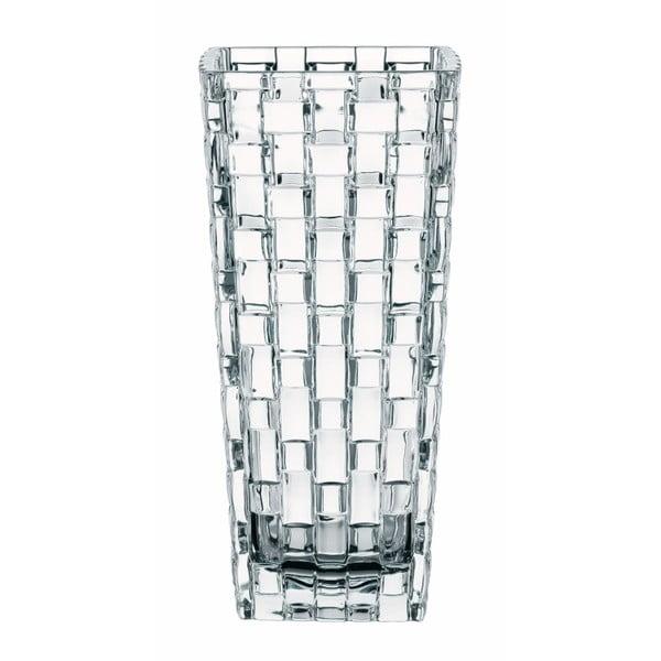 Vază din cristal Nachtmann Bossa Nova, înălțime 22,3 cm