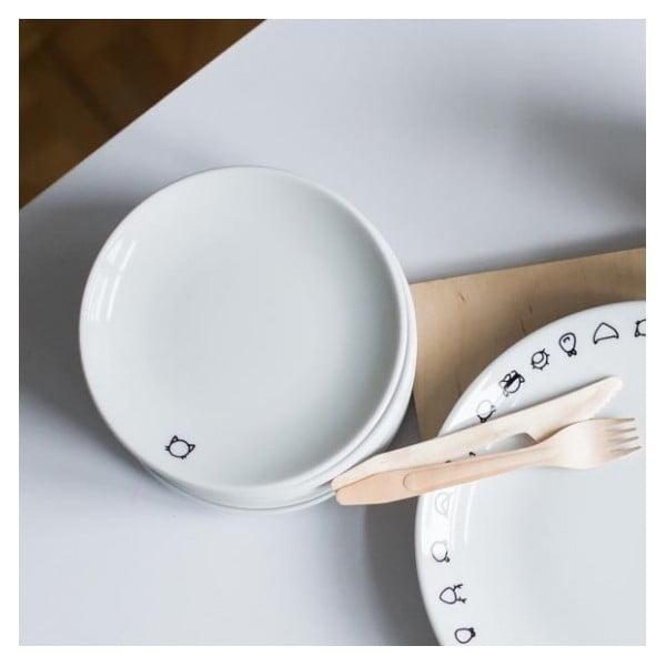 Dezertní talíř Animals, 17 cm
