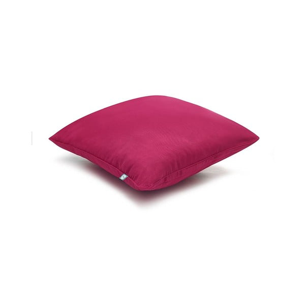Malinově růžový povlak na polštář Mumla Basic, 40 x 40 cm