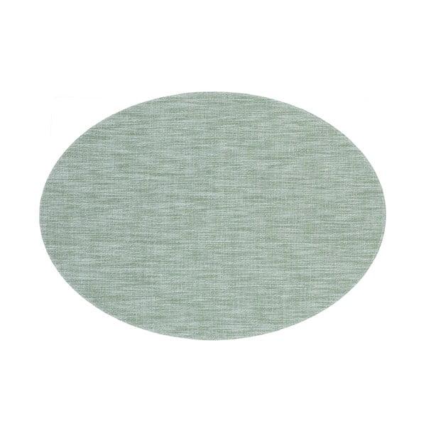 Zelené prestieranie Tiseco Home Studio Oval, 46 × 33 cm