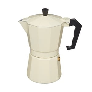 Moka konvička Kitchen Craft Le'Xpress Cream, na 6 šálků