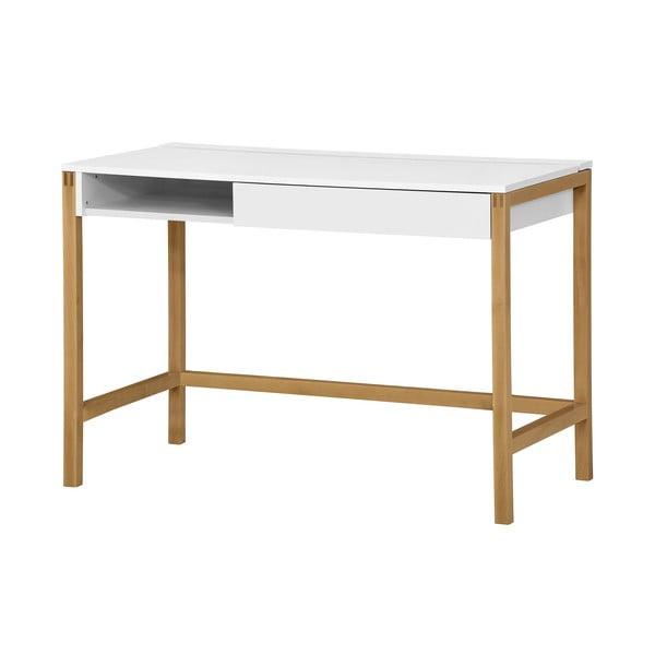 Birou cu masă albă Woodman NorthGate
