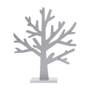 Dřevěný stojan na šperky Tree Light