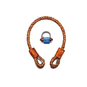Natural Combo Lock, modrý