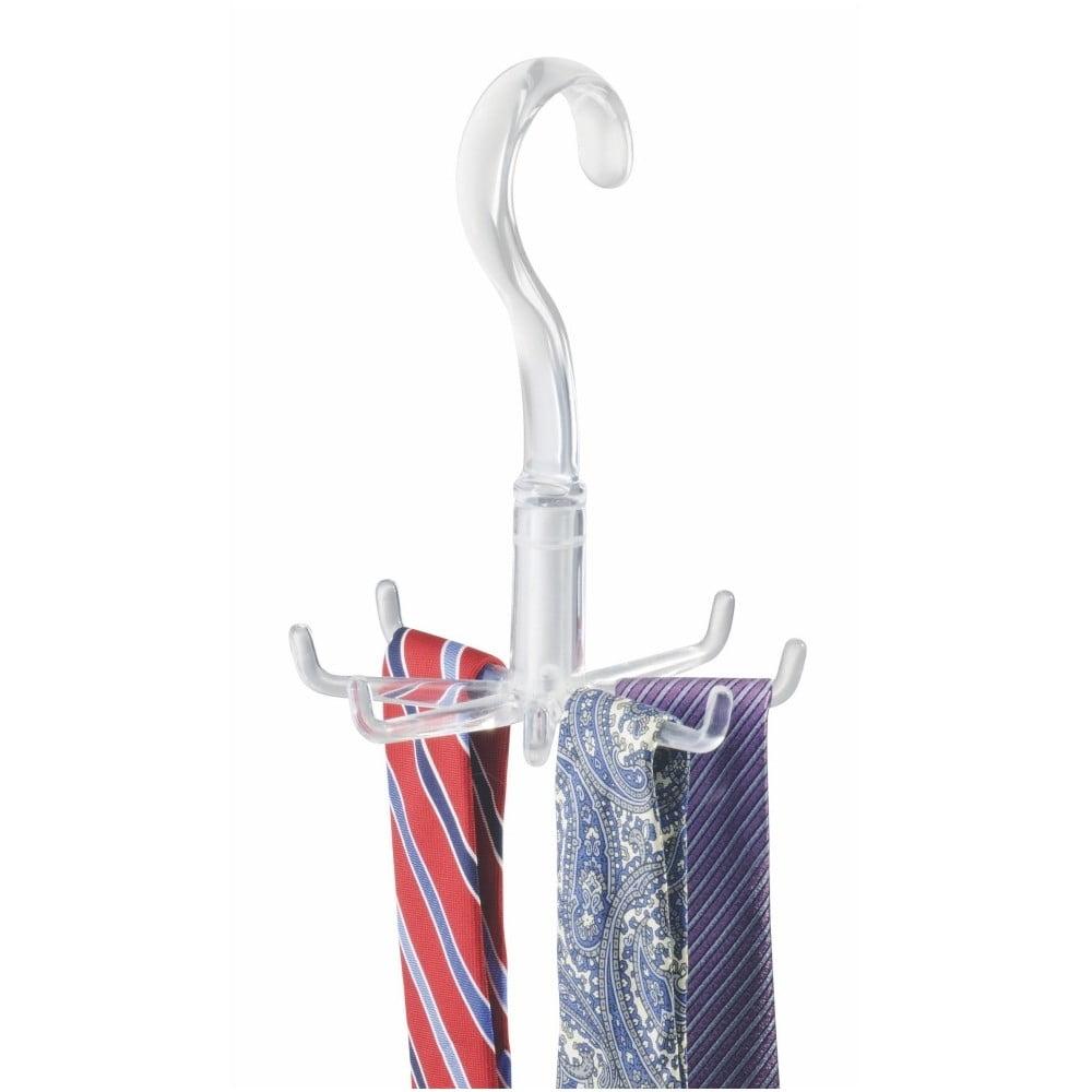Závěsný držák na kravaty a pásky InterDesign