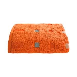 Ručník Quatro Orange, 50x100 cm
