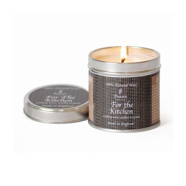 Lumânare Scented Candles, 50 ore de ardere, aromă citrice și mentă