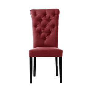 Červená židle L'Officiel Taylor