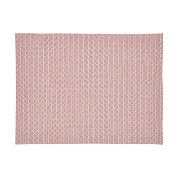 Růžové prostírání Zone Duna, 40x30cm