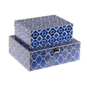 Sada 2 krabiček Blue Box