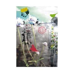 Plakát Mon Petit Art A la Plage, 85x58cm